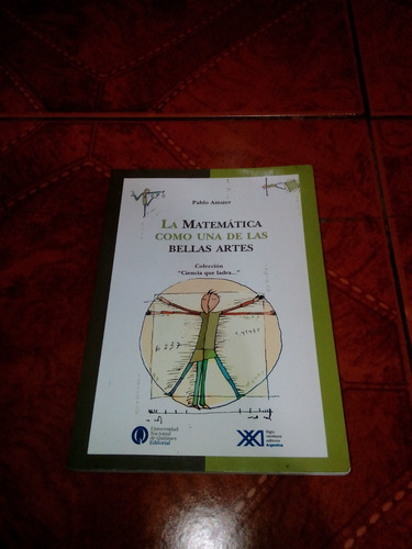 la matematica como una de las bellas artes de pablo amster