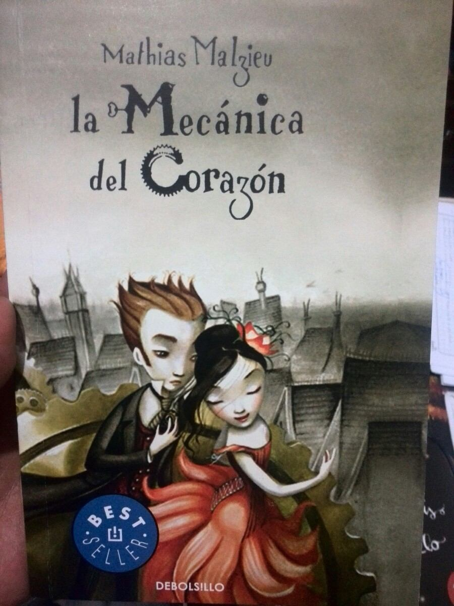 LA MECANICA DEL CORAZON PDF DOWNLOAD