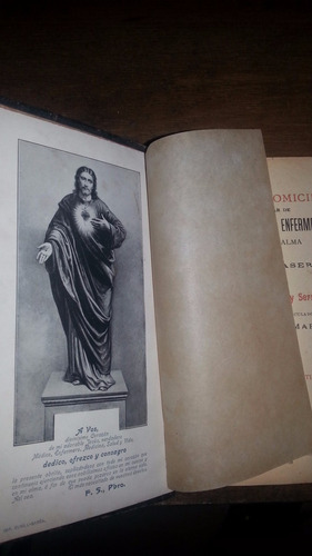 la medicina a domicilio. p. saurina y serra 1903