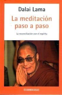 la meditación paso a paso dalai lama