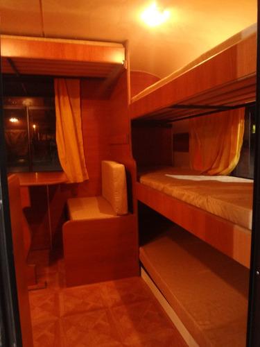 la mejor  !!!... 6.00 x 2.10 de luxe !... para 7 personas