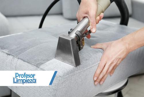 la mejor limpieza: lavado de alfombras, sillones y tapizados