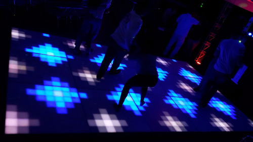 la mejor pista piso de led para todo evento bodas 15 desfile