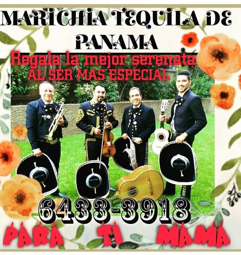 la mejor serena con el mariachi tequila de panama