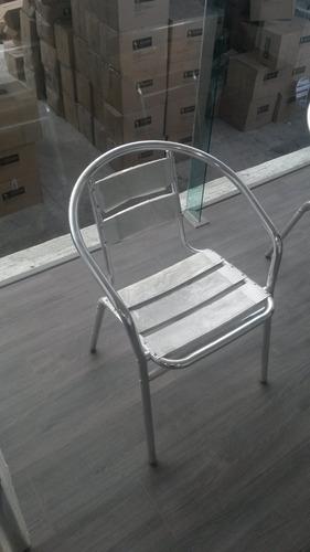la mejor silla de aluminio del mercado ya-201