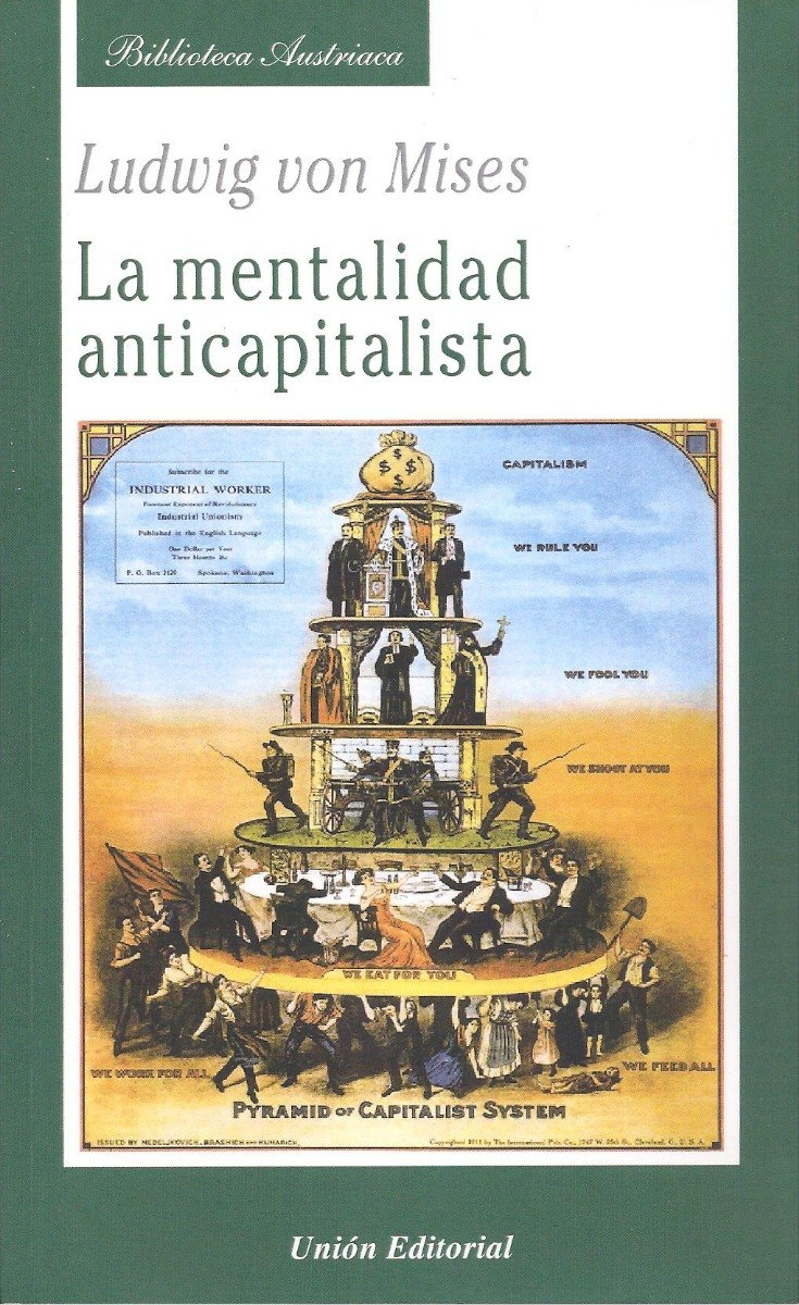 la mentalidad anticapitalista · la mentalidad anticapitalista