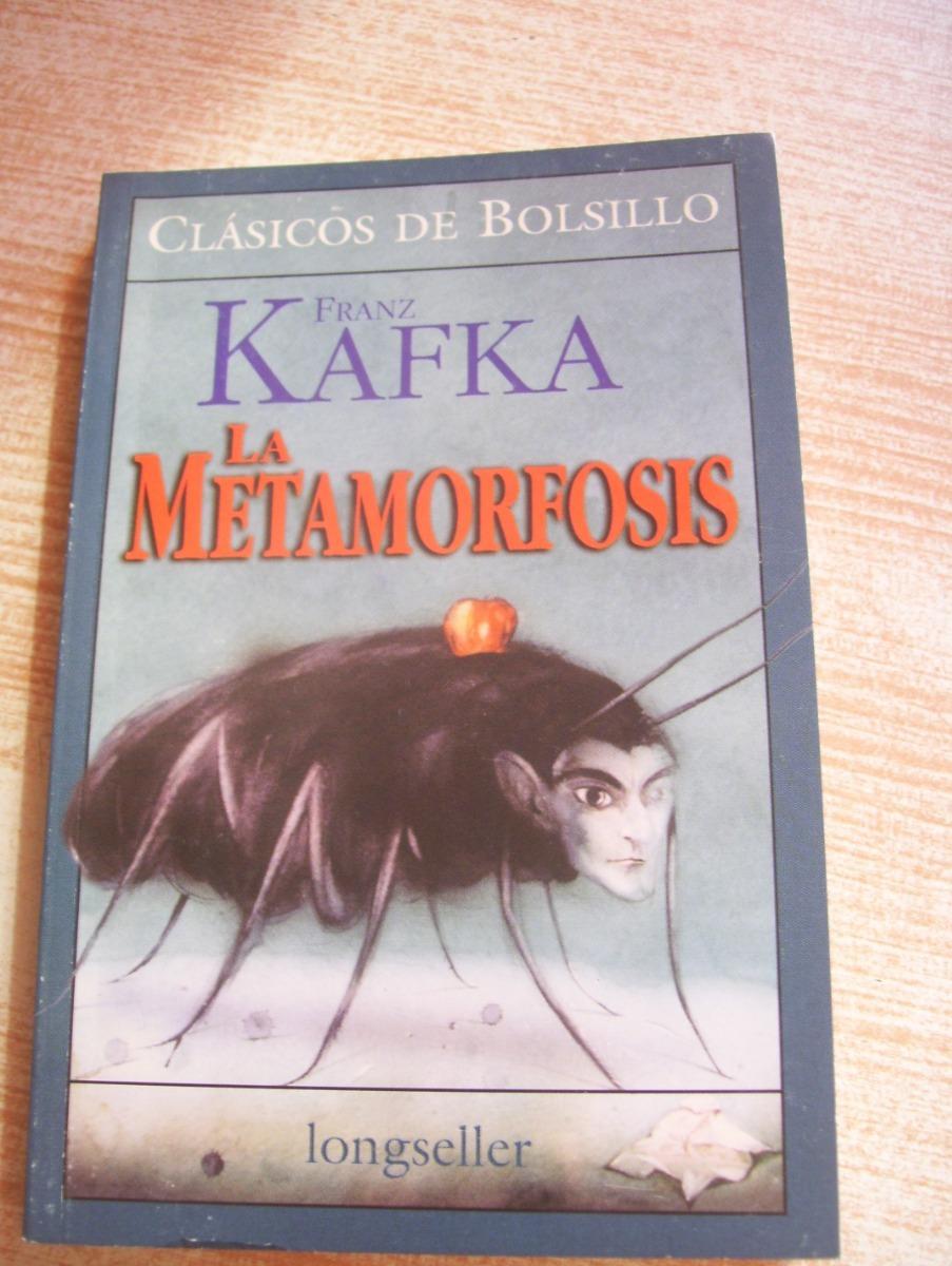 la metamorfosis -kafka- clásicos de bolsillo. Cargando zoom.