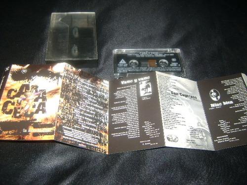 la mississippi - cara y ceca * cassette