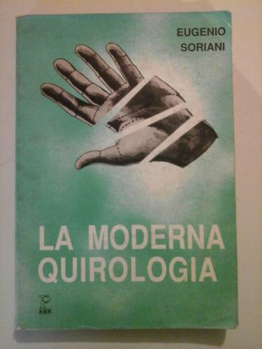 la moderna quirologia