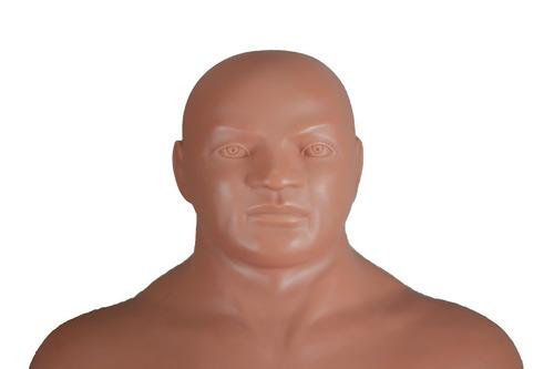 la mole - muñeco para entrenamiento de boxeo - saco