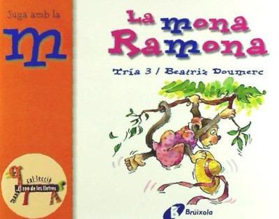 la mona ramona (m)(libro infantil y juvenil)
