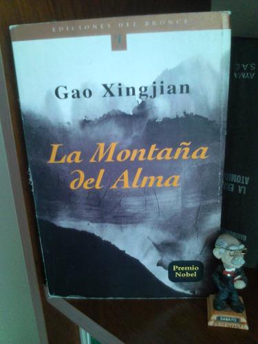 la montaña del alma  gao xingjian