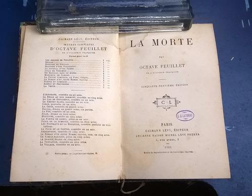 la morte par octave feuillet 1886