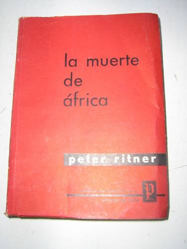 la muerte de africa de peter ritner