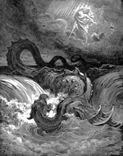 la muerte de leviatán