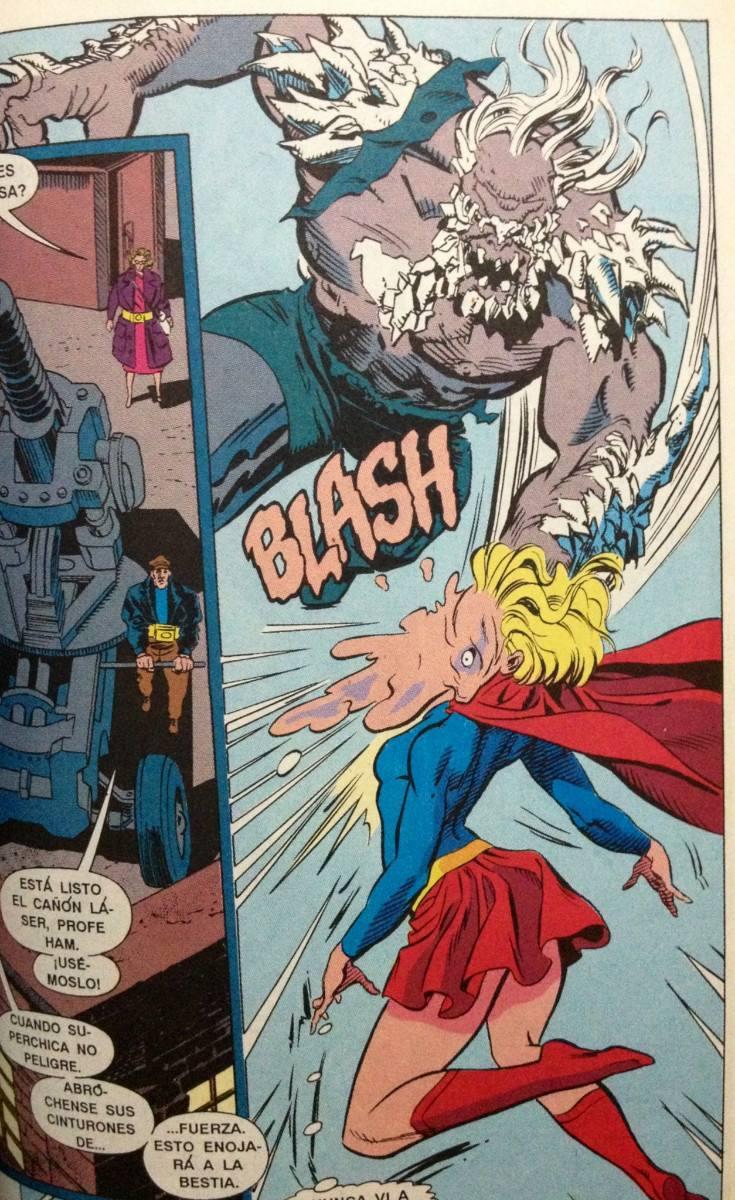La muerte de superman en pdf