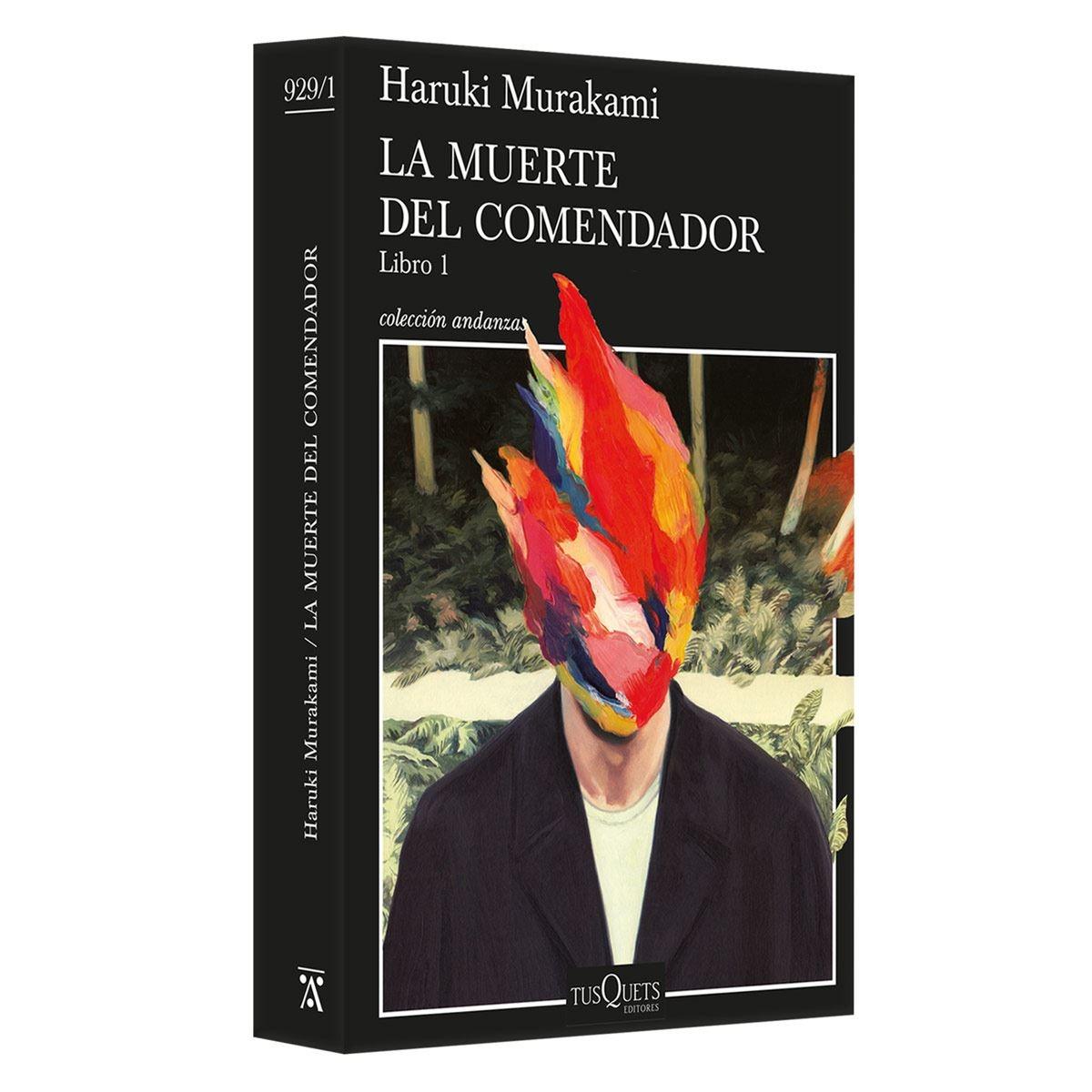 la muerte del comendador . murakami. libro 1 nuevo. Cargando zoom.