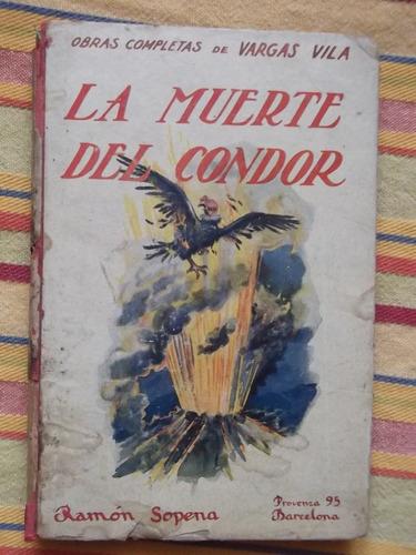 la muerte del condor vargas vila 1930