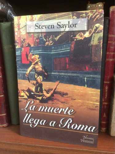 la muerte llego a roma