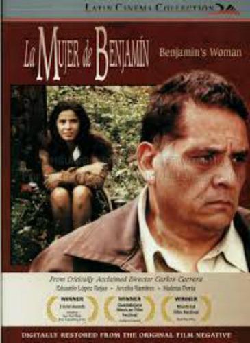 la mujer de benjamin dvd arcelia ramirez,eduardo palomo