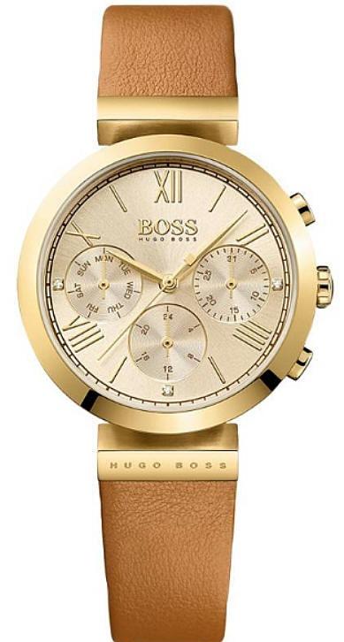 74cc1bfa8056 La Mujer De Hugo Boss Dorado Reloj Multifunción 1502396 -   1.470 ...