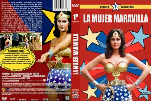 la mujer maravilla - lynda carter - completa- latino.