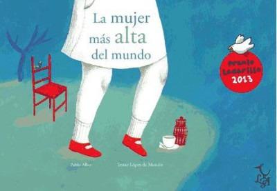 la mujer más alta del mundo(libro infantil y juvenil)