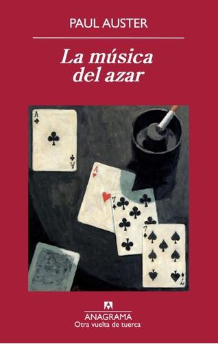 la música del azar(libro )
