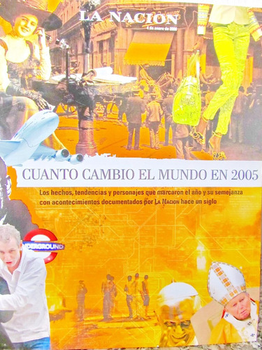 la nacion cuanto cambio el mundo en 2005