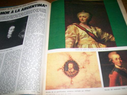 la nacion revista 456 - alfredo alcon - angela molina - turf