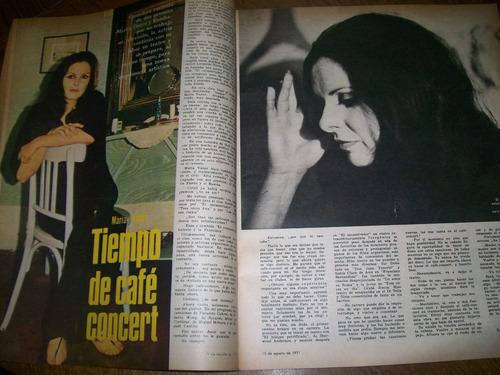 la nacion revista- maria vaner / lamborghini / riebek elliot