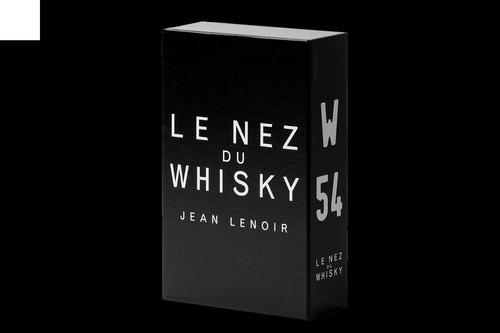 la naríz del whisky 54 aromas