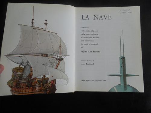 la nave bjorn landstrom en italiano