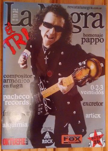 la negra nº 96- el tri - homenaje a paappo