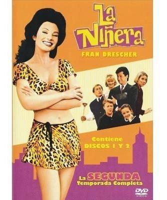 la niñera the nanny temporada 2 dos serie de tv en dvd