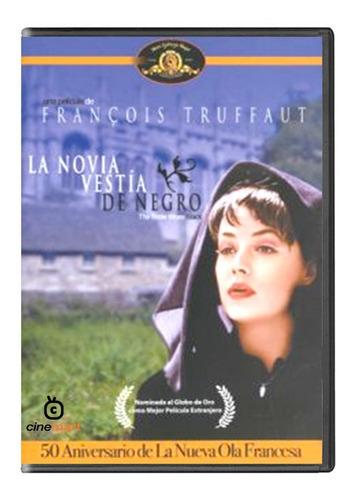 la novia vestìa de negro francois truffaut pelicula dvd