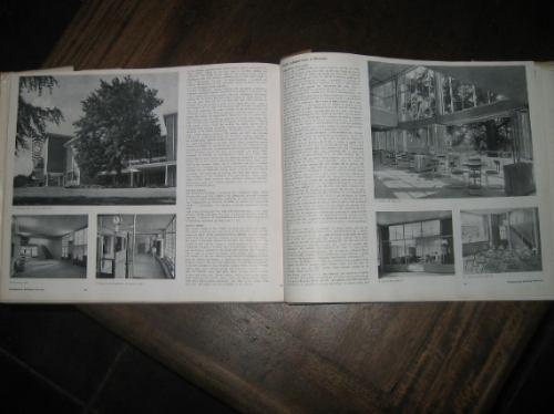 la nueva arquitectura a. roth 1946 aleman frances e ingles