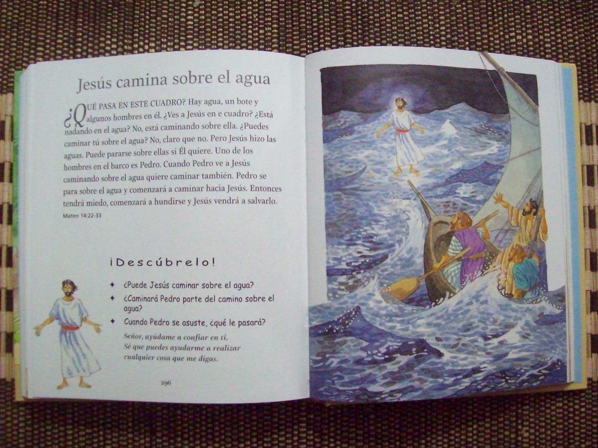 La nueva biblia en cuadros para ni os kenneth n taylor - Cuadros abstractos para ninos ...
