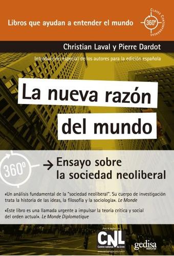 la nueva razón del mundo, laval / dardot, ed. gedisa