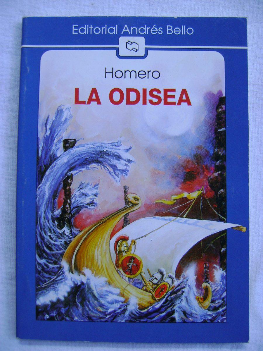 La Odisea - Homero - $ 110.00 en Mercado Libre