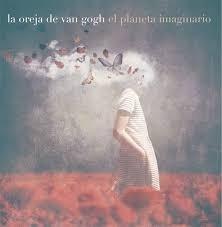 la oreja de van gogh - el planeta imaginario (cd)