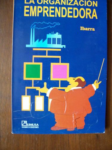 la organización emprendedora-ilustrado-1997-david ibarra-pm0