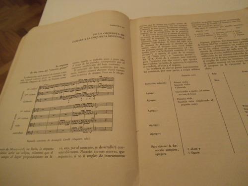 la orquesta - l. aubert y m. landowski - eudeba