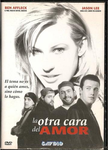 la otra cara del amor - en  dvd