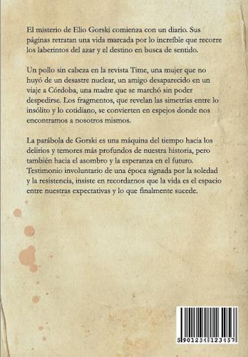 la parábola de gorski (novela)