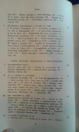 la pareja humana. estanislas de lestapis. ed herder 1971.