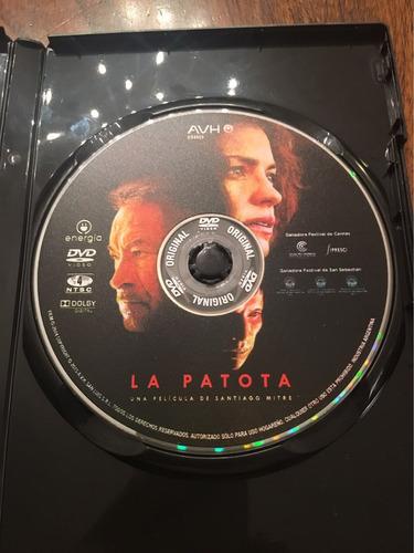 la patota. película en dvd original
