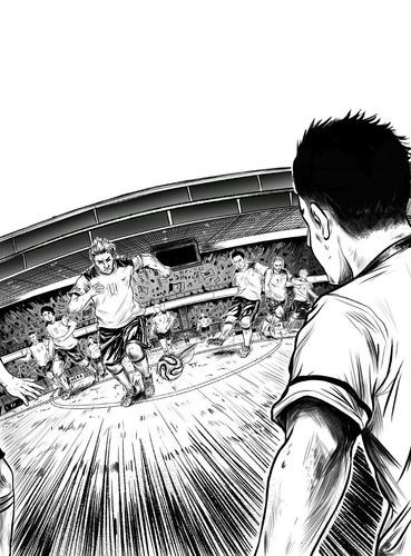 la pelota no dobla - antología de futbol