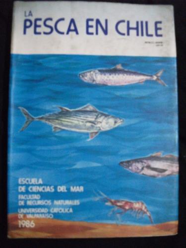 la pesca en chile, patricio arana