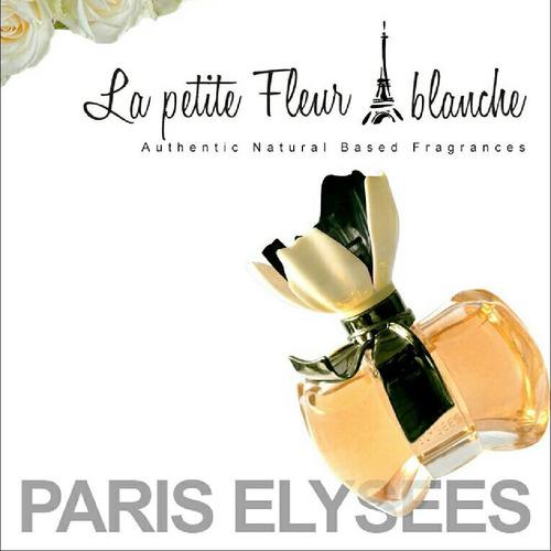 la petite fleur blanche p.elysees 100 ml-original lacrado